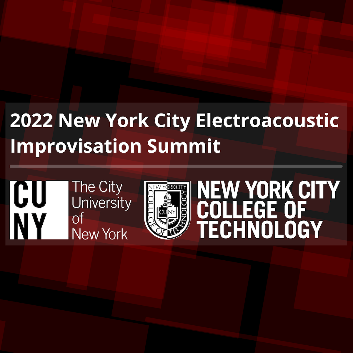 NYC EIS: New York City Electroacoustic Improvisation Summit