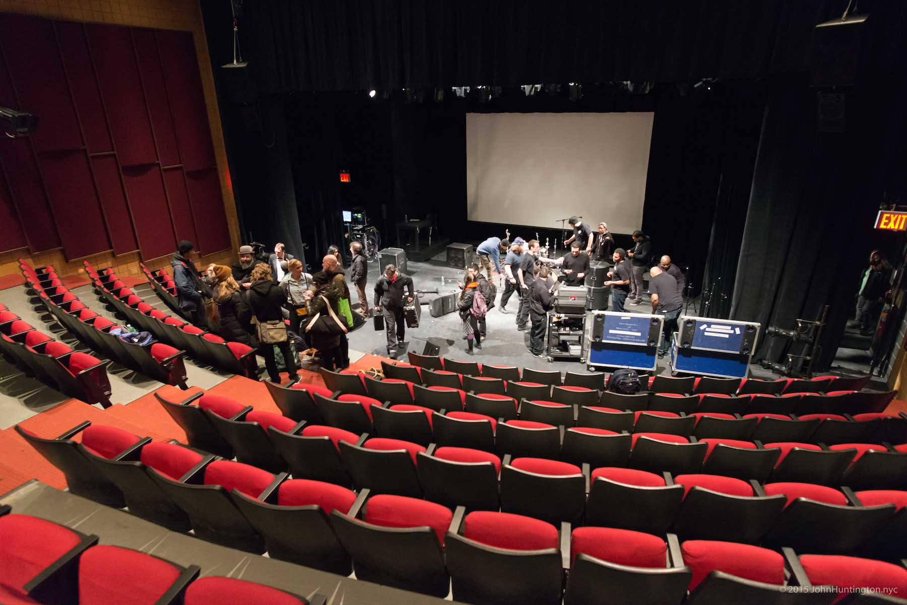 New York City College of Technology Voorhees Theater